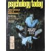 Psychology Today, October 1976