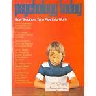 Psychology Today, September 1974