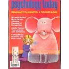 Psychology Today, September 1978