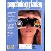 Psychology Today, September 1981