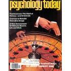 Psychology Today, September 1982