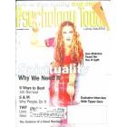 Psychology Today, October 1999