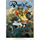 Puck, 1780. Poster Print.