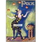 Puck, 1911. Poster Print. Frank Nankivell.