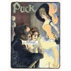 Puck, 1911. Poster Print. W.E. Hill.