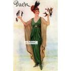 Puck, 1914. Poster Print.