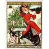 Puck, December 12, 1900. Poster Print. Frank Nankiwell.