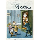 Puck, December 24, 1913. Poster Print. Glackens.
