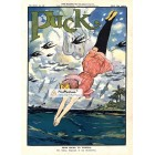Puck, January 11, 1911. Poster Print. Ross.