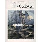 Puck, June 23, 1904. Poster Print.