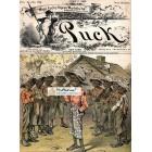 Puck, June 7, 1882. Poster Print.