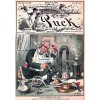 Puck, March 12, 1884. Poster Print.