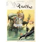 Puck, March 2, 1904. Poster Print. Keppler.