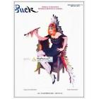 Puck, October 7, 1916. Poster Print. Raphael Kirchner.