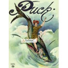Puck, September 8, 1909. Poster Print. Leon Solon.