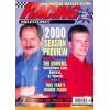 Cover Print of Racing Milestones, April 2000