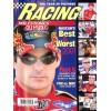Cover Print of Racing Milestones, February 2001