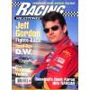 Cover Print of Racing Milestones, January 2001