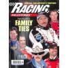 Cover Print of Racing Milestones, January 2003