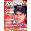 Cover Print of Racing Milestones, March 1998