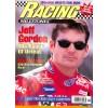 Cover Print of Racing Milestones, November 1999