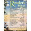 Readers Digest, March 1952