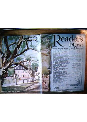 Readers Digest, April 1954