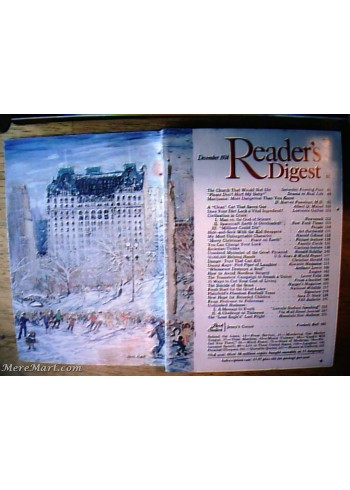 Readers Digest, December 1974