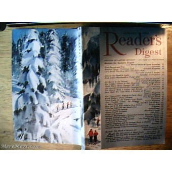 Readers Digest January 1958