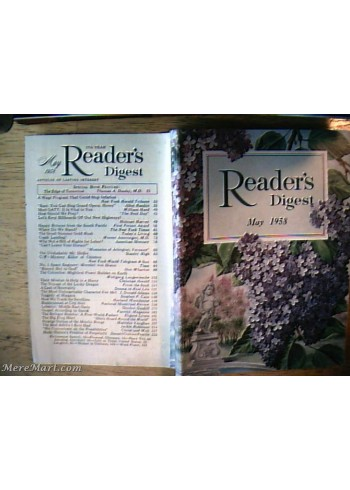 Readers Digest, May 1958