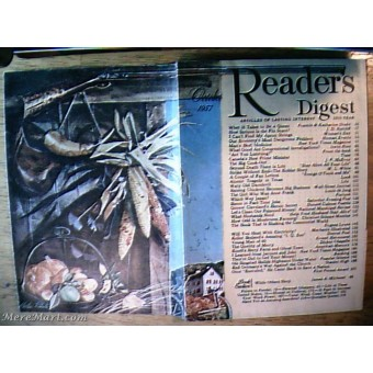 Readers Digest, October 1957