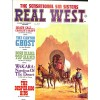 Cover Print of Real West, December 1966