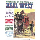 Cover Print of Real West, December 1969