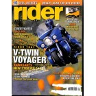 Cover Print of Rider, 2009