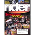 Cover Print of Rider, April 2004