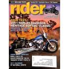 Cover Print of Rider, April 2011