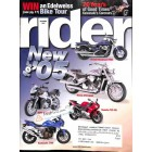 Cover Print of Rider, December 2004