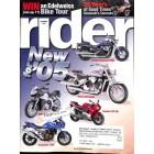 Rider Magazine, December 2004