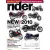 Cover Print of Rider Magazine, December 2009