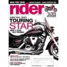 Rider Magazine, February 2009