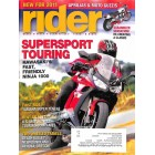 Cover Print of Rider, February 2011