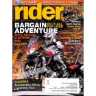 Cover Print of Rider, February 2012