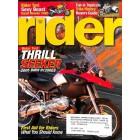 Rider Magazine, January 2005