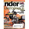 Cover Print of Rider, January 2009