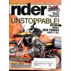 Rider Magazine, January 2009