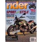 Cover Print of Rider, January 2012