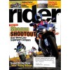 Cover Print of Rider, July 2004
