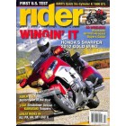 Cover Print of Rider, July 2011