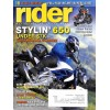 Cover Print of Rider, June 2009