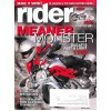 Cover Print of Rider, March 2009